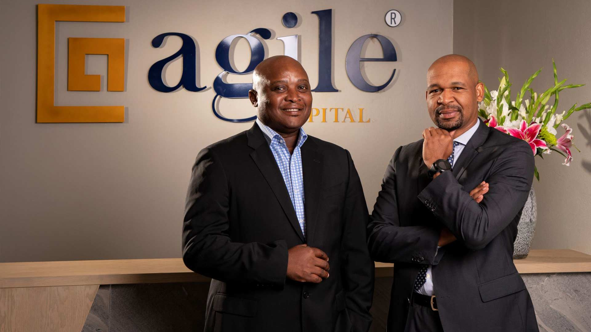 PMG and Agile Capital transformation and empowerment partners