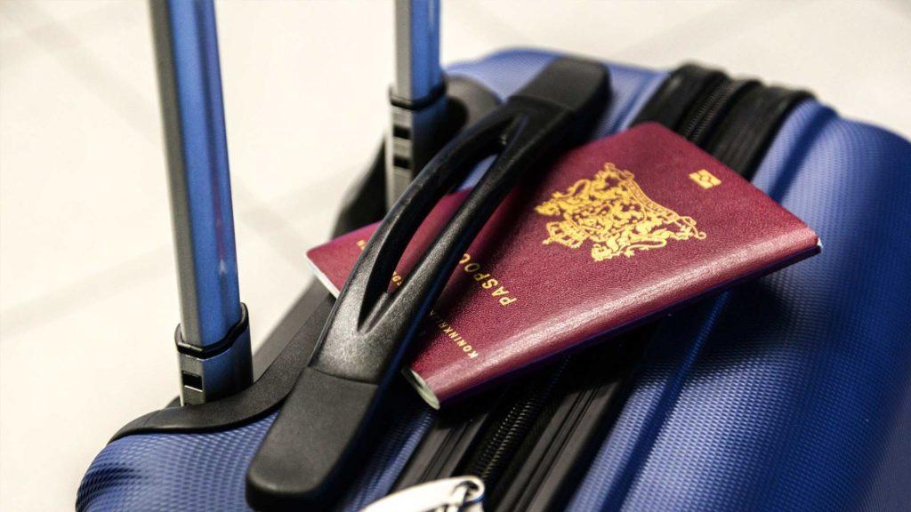 Passport news banner